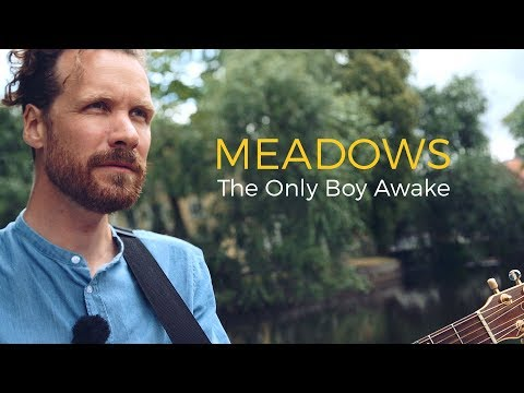 Meadows - The Only Boy Awake (Acoustic session by ILOVESWEDEN)