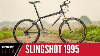 The Slingshot Bike Check | Is This The Weirdest Retro Bike Out There?