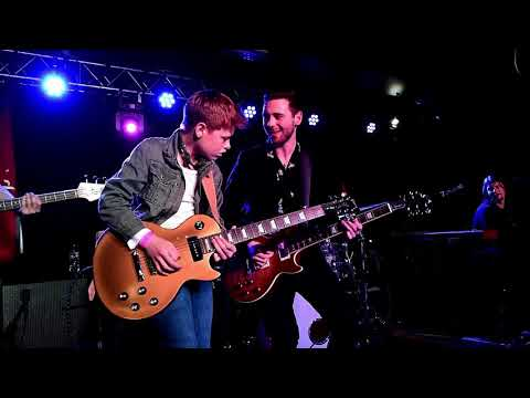 "TOBY LEE & LAURENCE JONES - ""LIVE AT LEAMINGTON"""
