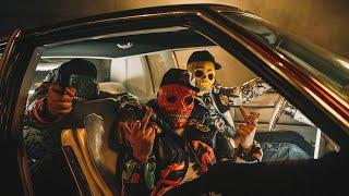Hornet la Frappe - C'est mort feat. Leto & RK (Clip officiel)