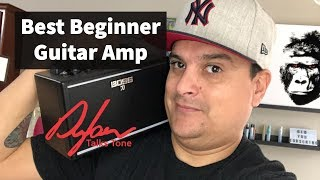 How To Choose The Best Guitar Amp For Beginners