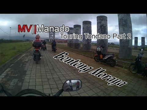 Tour Benteng Moraya Part 2 of 2 || MV||Manado || Motovlog #9
