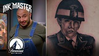 Worst Portrait Tattoos on Ink Master