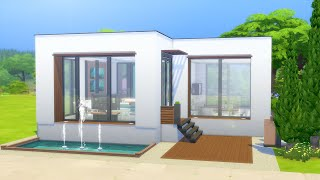 Building a Modern Beach House in The Sims 4 (Streamed 4/29/19)