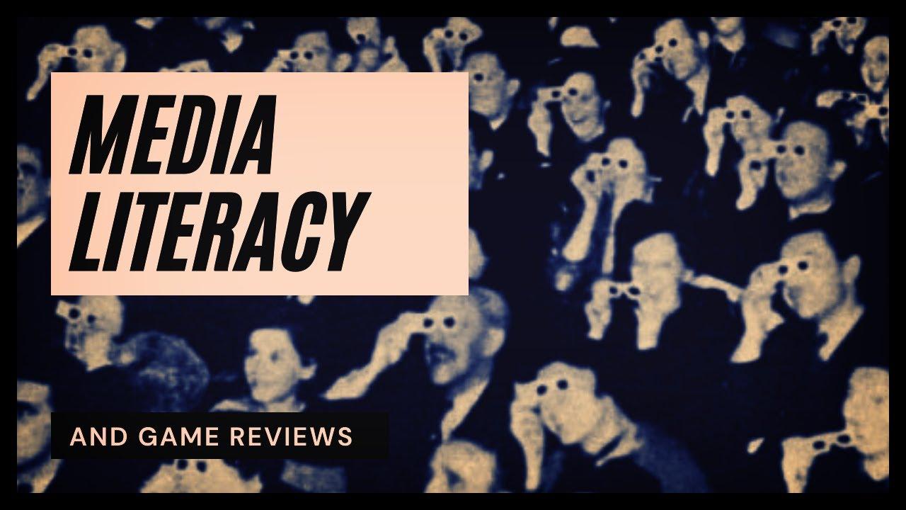 Media Literacy and Game Reviews  - Drive Thru Mini Vlog #9