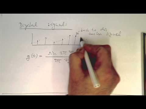 DSP introduction - sampling theorem (#009)