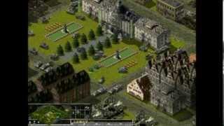 Sudden Strike 2(サドンストライク2) 国防軍最後の努力 完全勝利