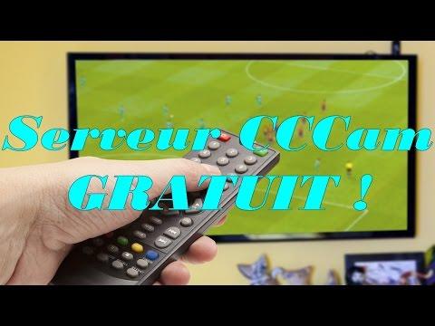 CCCAM 2016 CFG GRATUITEMENT TÉLÉCHARGER FICHIER