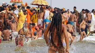 The Rules and Rituals of Becoming Naga Sadhu thumbnail