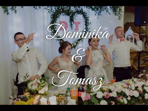 Jestem muzykantem konszabelantem - przyśpiewki biesiadno weselne - Dominika i Tomasz
