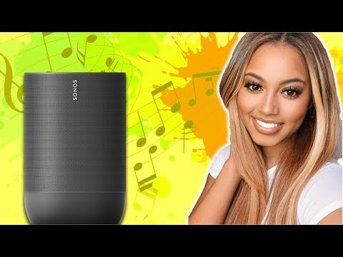 Amazing Buy? Sonos Move Review | Tech and Beautiful Women