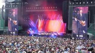 Eight Days a Week - Opening number - Paul McCartney - Fenway Park Boston, MA July 9, 2013