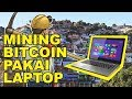 CARA MINING BITCOIN PAKAI LAPTOP or PC