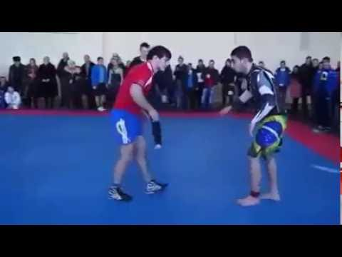 Wrestler vs Brazilian Jiu Jitsu practitioner