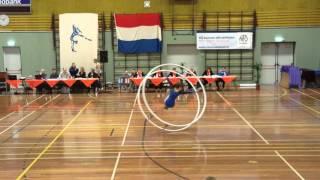 13 02 2016 Sannah Boer Rhonrad spiralen
