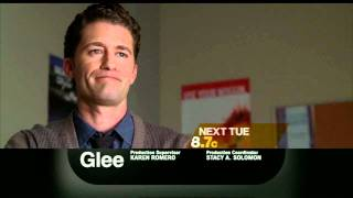 "Glee Season 2 Episode 19 ""Rumours"" Promo [HD] 2x19"