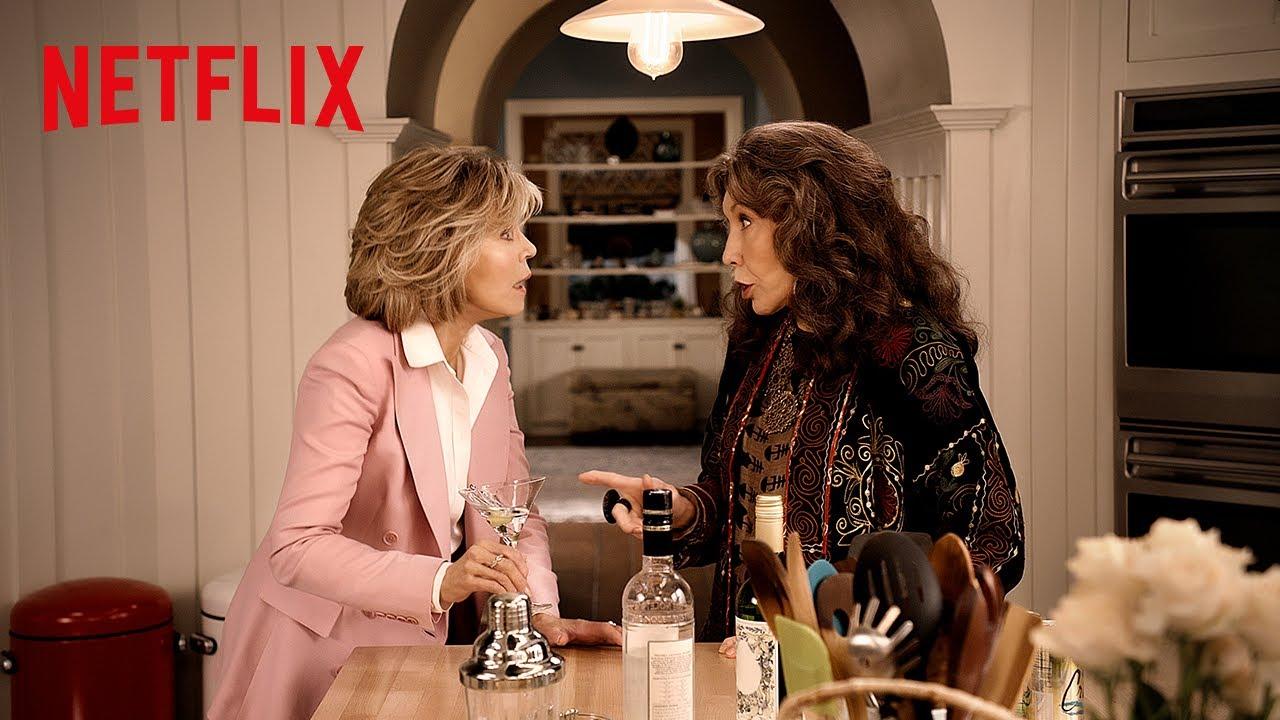 Download Grace et FrankieSaison 6   Bande-annonce VF   Netflix France