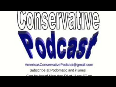 America's Conservative Podcast--July 20, 2016