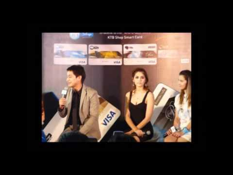 กรุงไทย  Refresh Brand บัตรเดบิทให้หรูขึ้น