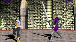 PSX Longplay [048] Battle Arena Toshinden