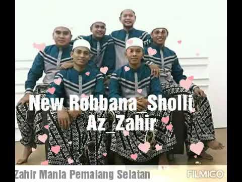 New Sholawat Azzahir Robbana Sholli