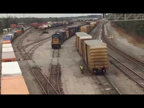 CSX meet in Jacksonville Florida pt.1
