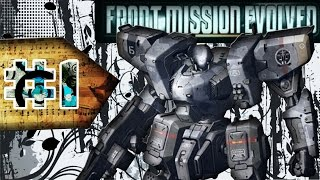 Front Mission Evolved . Ep. 1 - Начало .Front Mission action)?