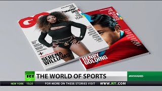 GQ Faces Backlash Over Serena William's Cover Video