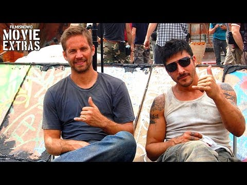 Go Behind the s of Brick Mansions 2014