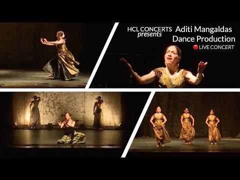 HCL Concerts Mega Festival Delhi - Full Performance - Aditi Mangaldas Dance Production
