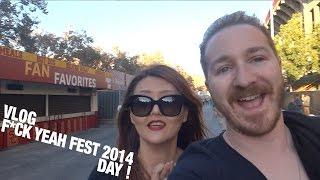 FYF Day 1!  VLOG Thumbnail