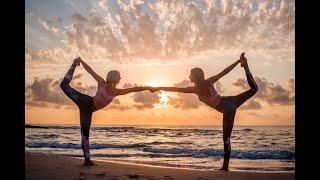 Практика йоги в Прямом Эфире