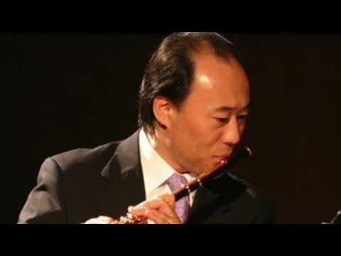 Francis Poulenc: Sonata for flute and piano - Shigenori Kudo, flute
