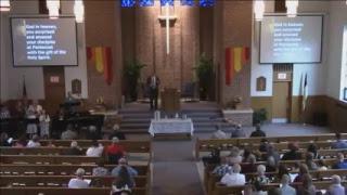 South Grandville CRC Morning Worship Service 05/20/2018