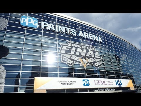 Stanley Cup Finals in Pittsburgh Vacation 2017
