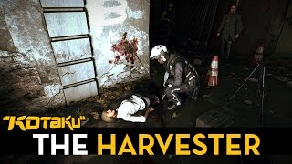 """A Closer Look At """"The Harvester"""" in Deus Ex: Mankind Divided"""