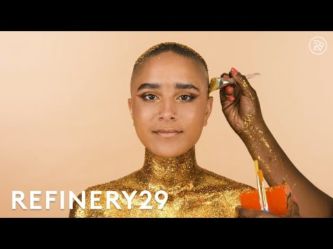 """When They Say """"Don't Be So Extra""""...Go For Gold Glitter 