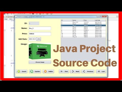 Java Project For Beginners Step By Step Using NetBeans And M