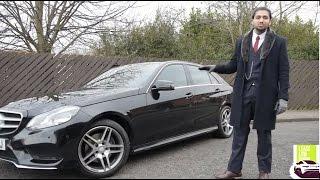 Mercedes Benz E Class Saloon 2015 Review | LeaseLowdown