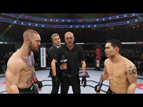 UFC Conor Mcgregor VS Ray Borg