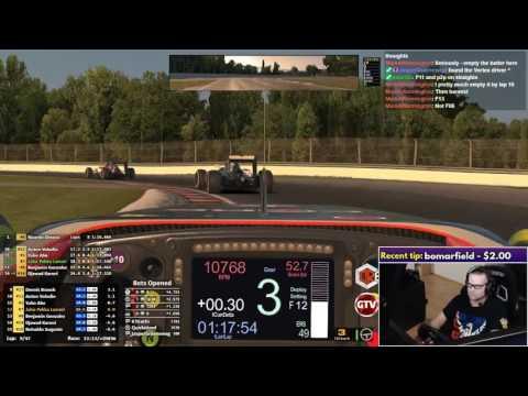 iRacing: McLaren MP4-30 F1 at Montreal @iRacing