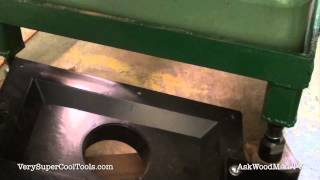 782. Table Saw Dust Control • Table Saw Work Station Series
