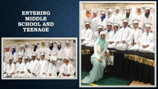 Journey from pre K to College - Andalusia Islamic School
