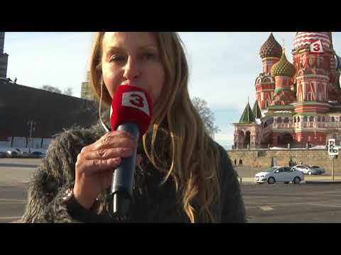 Беновска на живо от Москва за президентските избори в Русия