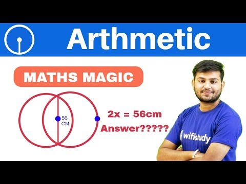 Arithmetic Maths Magic Tricks   Arithmetic Solved Practice Questions for SBI