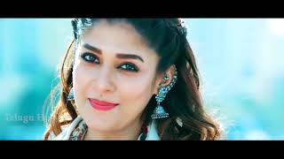 Lady Super Star Nayanthara | Othaiyadi Pathayila Song Nayanthara version