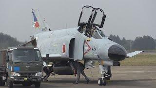 スクランブル発進!/JASDF F-4EJ(mod) Scramble Demo.