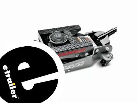 Review of the Powerbuilt Triple Lift Jack - etrailer.com