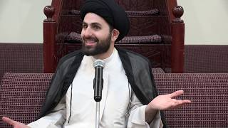 Why does Allah test us when he Knows us? - Sayed Mohammed Baqer Al-Qazwini