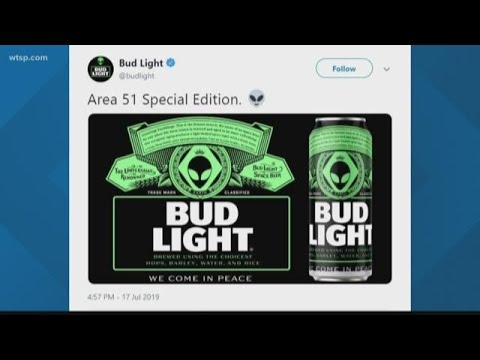 The Randy, Jamie and Jojo Show  - This Company is Offering Free Beer To Any Alien From Area 51